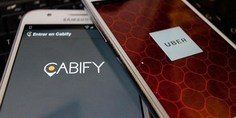 Relacionada ubar y cabify