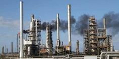 Relacionada refinerii as