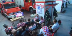 Relacionada bomberos zagreb croacia