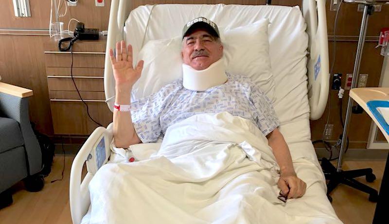 Patricio martinez operacion hospital