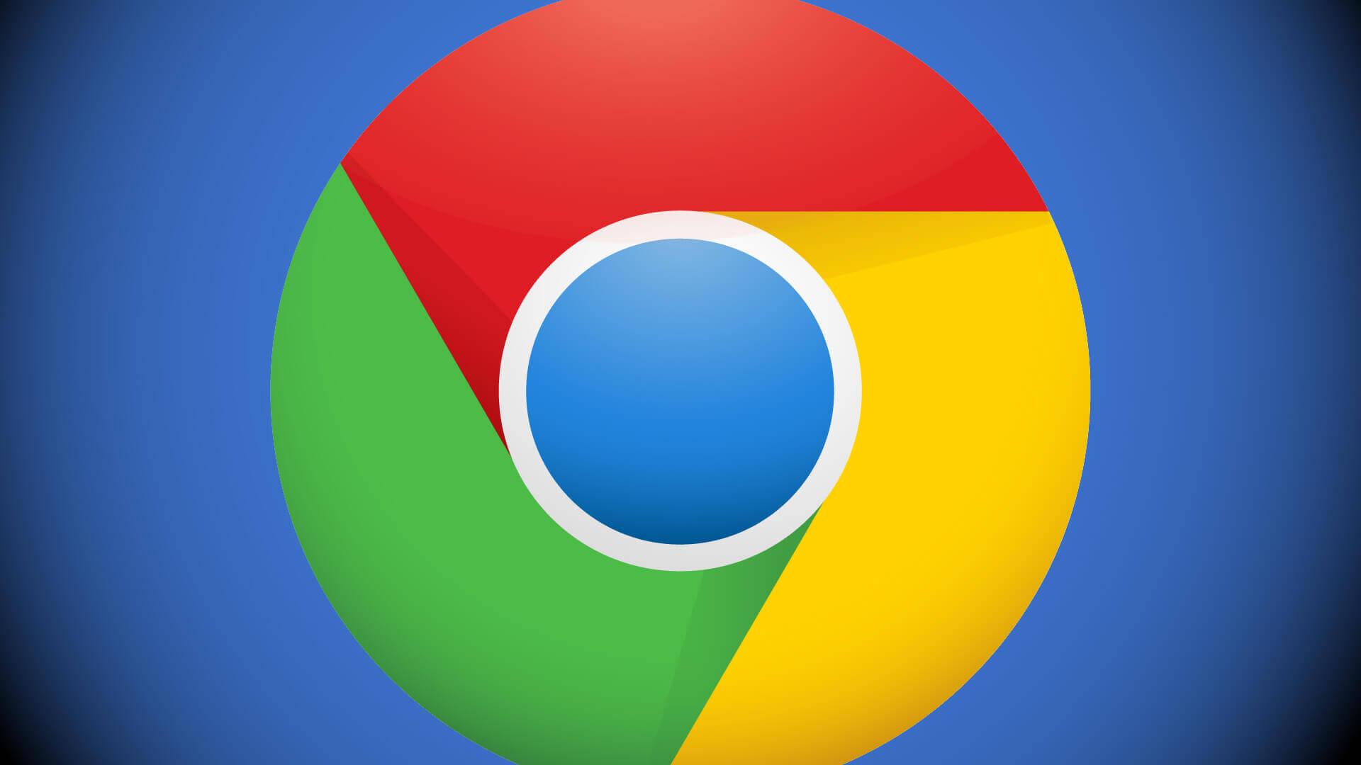 Google chrome logo 1920