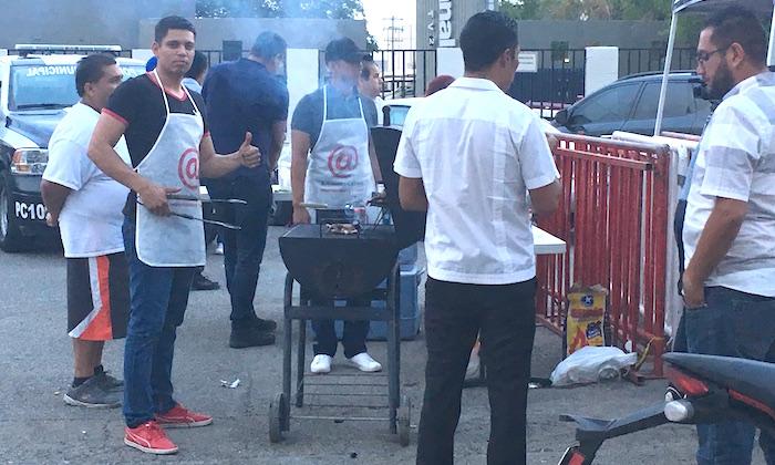Carne asada independientes
