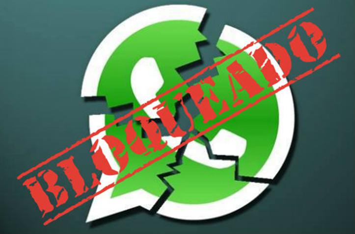 Whatsapp bloqueado by los arys 3
