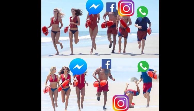 Estos son los mejores memes que dejó la caída de Instagram