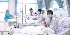Relacionada revelan detalles sobre rescate de ninos en cueva de tailandia