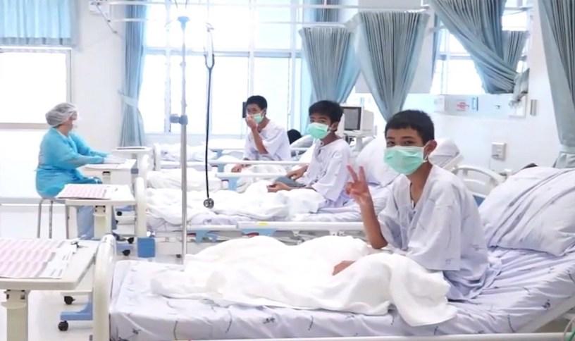 Revelan detalles sobre rescate de ninos en cueva de tailandia