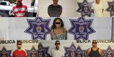 Relacionada puchadores detenidos