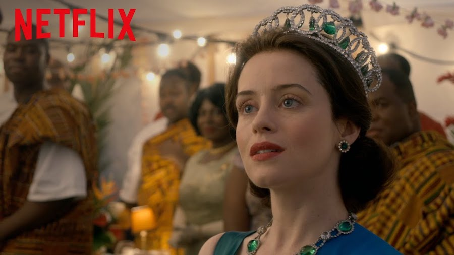 Primer vistazo a Olivia Colman como la Reina Isabel II — The Crown