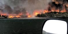 Relacionada tornado de fuego