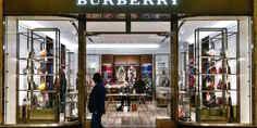 Relacionada tienda burberry