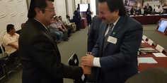 Relacionada alcalde armando cabada  conferencia nacional de seguridad pu blica. 3