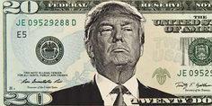 Relacionada trump dollar