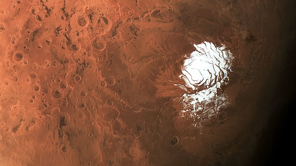 ¡Descubren agua líquida en Marte!