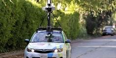 Relacionada google streetview