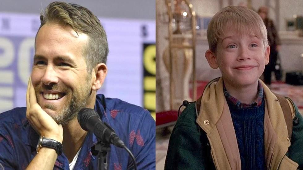 Ryan Reynolds está tras nueva y alocada versión de 'Mi Pobre Angelito'