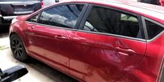 Relacionada auto robado