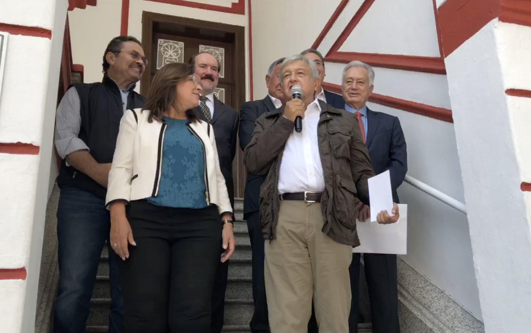 López Obrador propone a Nahle para Energía ya Bartlett para CFE