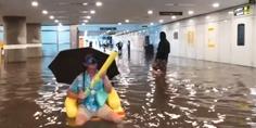 Relacionada inundacion suecia