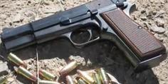 Relacionada arma de fuego calibre 9mm luger  9x19mm