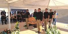 Relacionada funeral bien