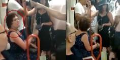 Relacionada espa ola racista metro