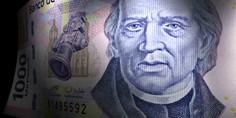 Relacionada dolar peso mexicano