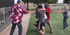 Relacionada pelea beisbol