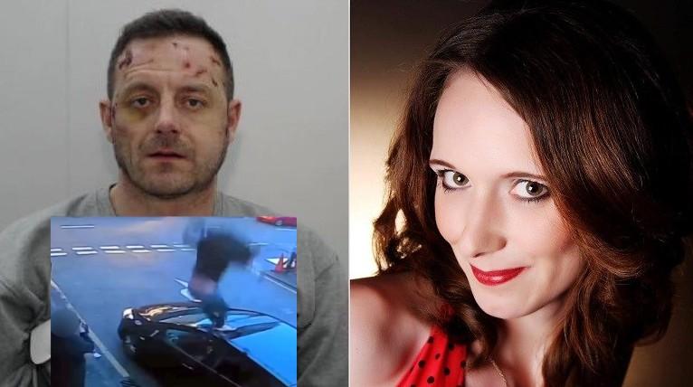 Drogadicto asesina a su novia y trata de escapar lanzándose desde edificio