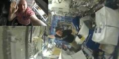 Relacionada estacion espacial internacional