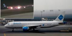 Relacionada avion en llamas la india