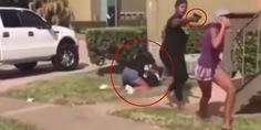 Relacionada mujer apunta pistola chica que epleaba con su hija