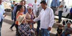 Relacionada recorre presidente municipal el valle de ju rez 4