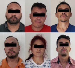Presuntos secuestradores    copia