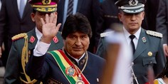 Relacionada bolivia morales cava