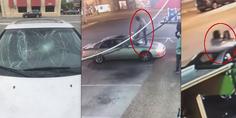Relacionada ataque auto  ujer