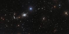 Relacionada grupo galaxias elipticas capturadas very 0 140 1280 796