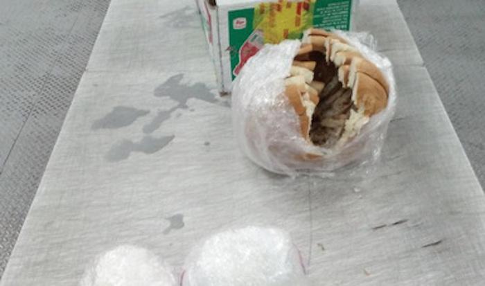 Droga cristal pan