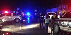 Relacionada policias noche lluvia