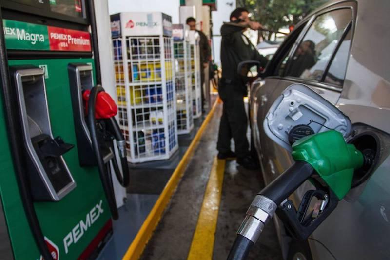 Continúa en aumento gasolina en Chihuahua; magna a $19.36
