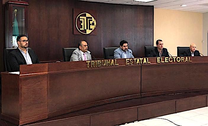 Tribunal estatal electral 23