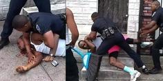 Relacionada policia paliza baltimore