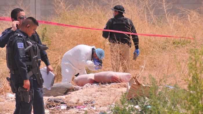 Hallan el cuerpo del niño Rafita