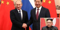Relacionada china rusia corea del norte