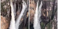 Relacionada cascada basaseachi