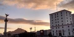 Relacionada tiempo nubes