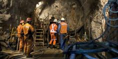 Relacionada fondo minero