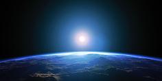 Relacionada planeta tierra y sol