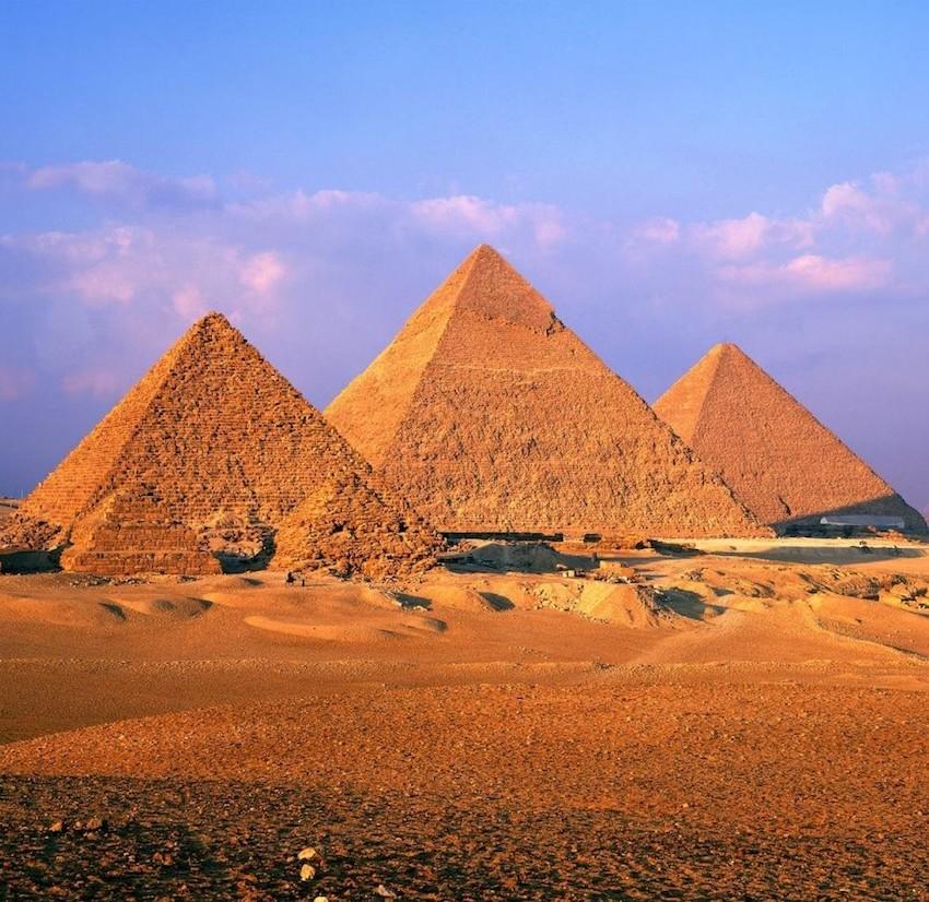 Piramides egipto mjg