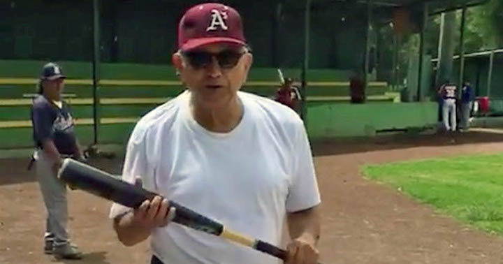 AMLO es nuestro presidente favorito: MLB