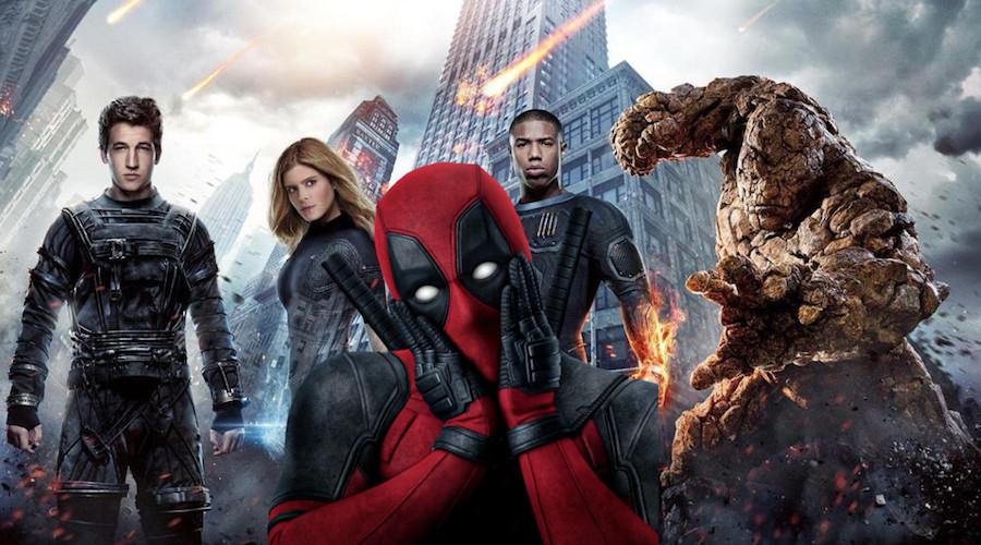 Los 4 fantástico iban a aparecer en Deadpool 2